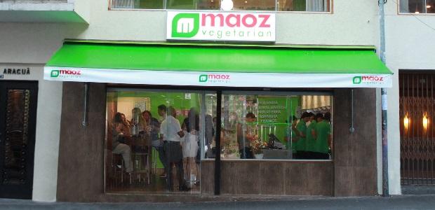 Fastfood -Restaurante Maoz(2)