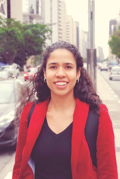 Samira Menezes - Foto: Alberto Riva