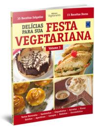 Delícias para sua Festa Vegetariana