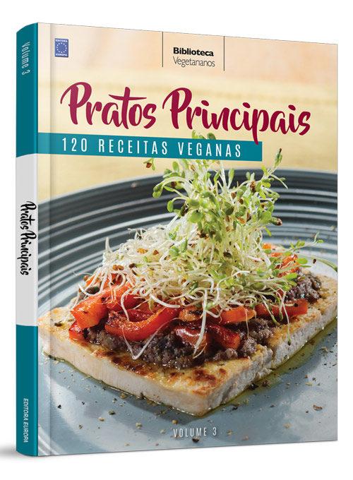 Coleção Vegetarianos: Pratos Principais