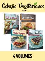 Coleção Vegetarianos em 4 Volumes